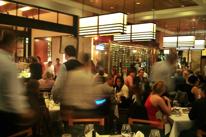 preview dinner at fogo santana row